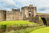 UK-WALES-CAERPHILLY-CAERPHILLY CASTLE