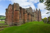 SCOTLAND-MELROSE-MELROSE ABBEY