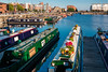UK-LIVERPOOL-SALTHOUSE DOCK-NARROW BOATS