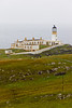 SCOTLAND-ISLE OF SKYE-NEIST LIGHTHOUSE