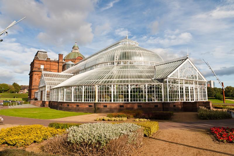 SCOTLAND-GLASGOW-PEOPLE'S PALACE
