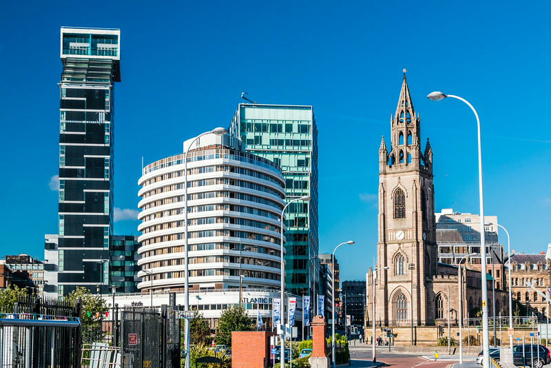 UK-LIVERPOOL-Our Lady and Saint Nicholas Church of England