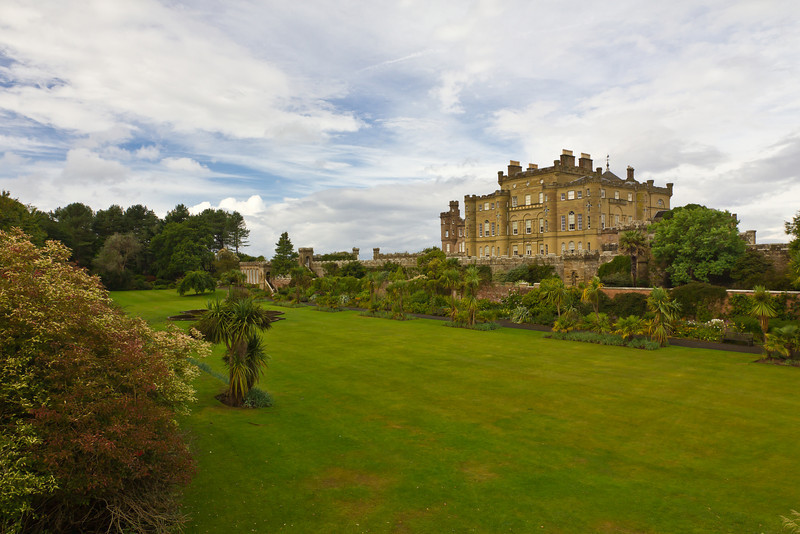 SCOTLAND-CULZEAN CASTLE