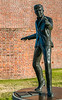 UK-LIVERPOOL-BILLY FURY STATUE