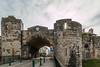 UK-WALES-CAERNARFON-WALLED CITY