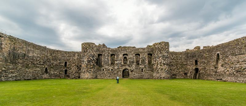 UK-WALES-BEAUMARIS-BEAUMARIS CASTLE
