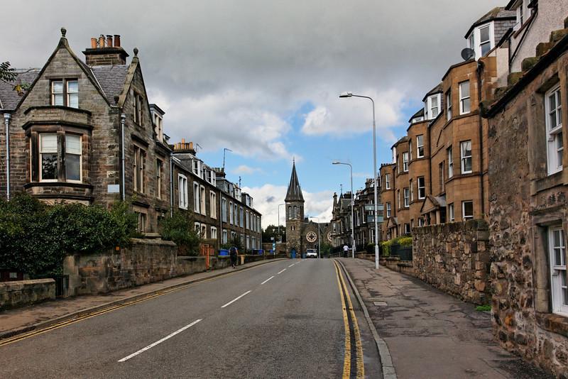 SCOTLAND-ST. ANDREWS