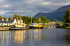 SCOTLAND-CORPACH-CALEDONIA CANAL