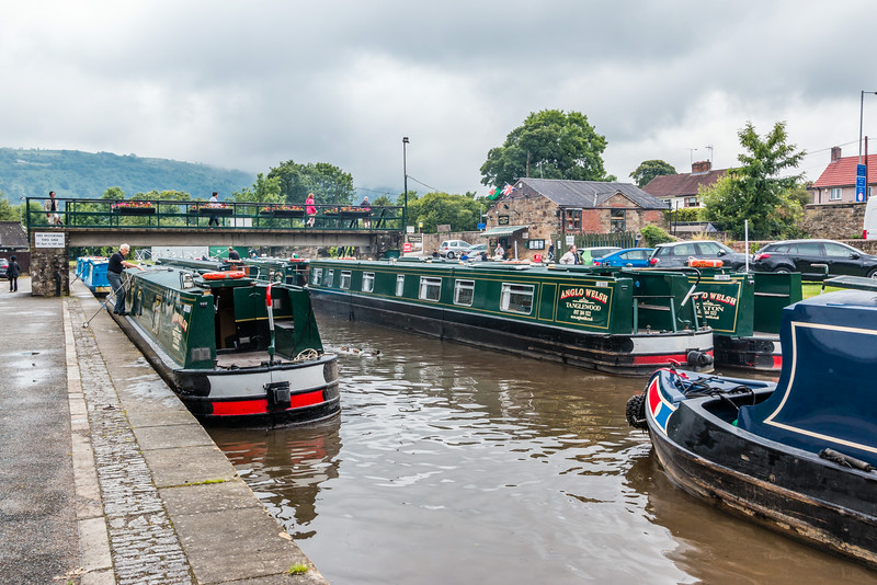 UK-WALES-FRONCYSYLLTE-NARROWBOATS