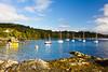 SCOTLAND-ISLE OF SKYE-ARMANDALE BAY