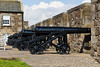 SCOTLAND-STIRLING-STIRLING CASTLE-CANNONS