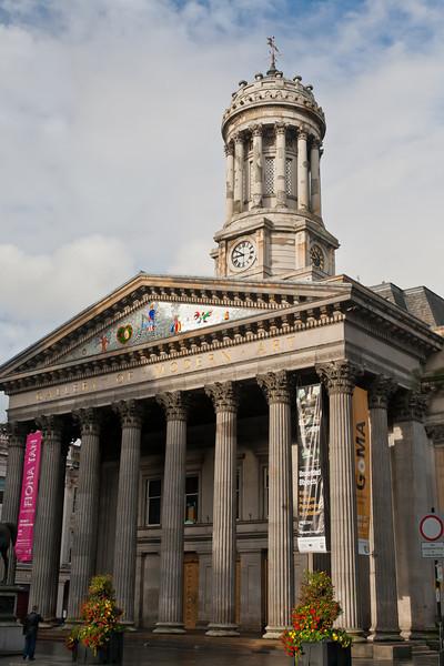 SCOTLAND-GLASGOW-GALLERY OF MODERN ART
