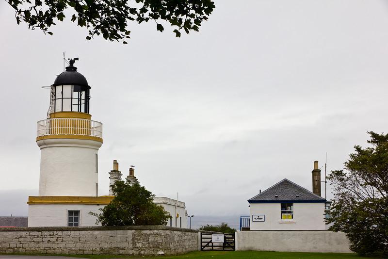SCOTLAND-CROMARTY-CROMARTY LIGHTHOUSE