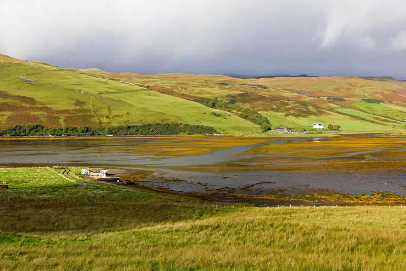 SCOTLAND-ISLE OF SKYE-DRYNOCH