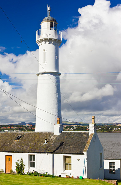SCOTLAND-TAYPORT-TAYPORT HIGH [WEST] LIGHTHOUSE