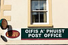 SCOTLAND-ISLE OF SKYE-PORTREE-POST OFFICE