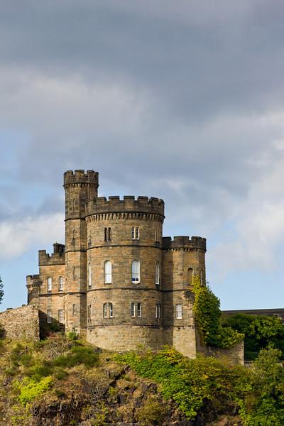 SCOTLAND-EDINBURGH-GOVERNERS HOUSE