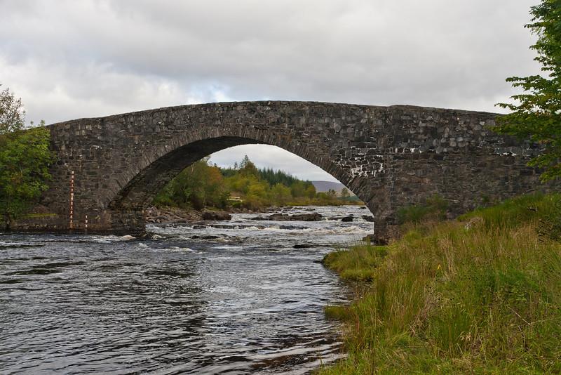 SCOTLAND-BRIDGE OF ORCHY