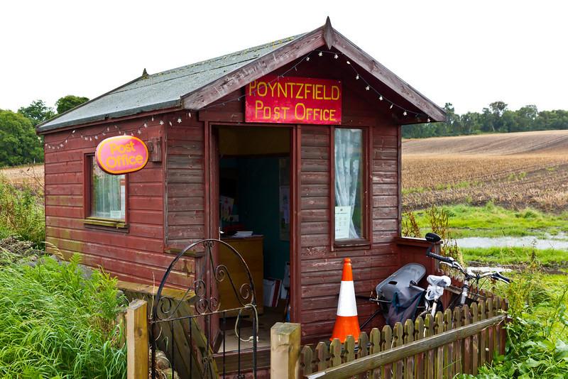 SCOTLAND-POYNTZFIELD-POST OFFICE