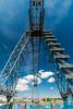 UK-WALES-NEWPORT-TRANSPORTER BRIDGE