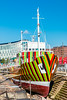 UK-LIVERPOOL-DAZZLE SHIP