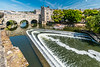 UK-BATH-AVON RIVER-PULTENEY BRIDGE