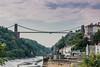 UK-BRISTOL/CLIFTON SUSPENSION BRIDGE