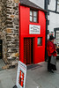 UK-WALES-CONWY-SMALLEST HOUSE IN BRITAIN
