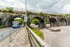 UK-WALES-PONTYPRIDD-ARCHED BRIDGE