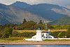 SCOTLAND-CORRAN-CORRAN LIGHTHOUSE