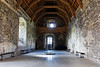 SCOTLAND-DOUNE-DOUNE CASTLE-GREAT HALL