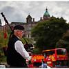 Bagpiper, Edinburgh