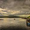 Docking At Caol Ila