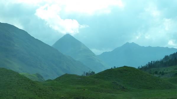 Ben Nevis - tallest mountain in the UK