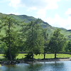 View from boat trip on Ullswater Lake