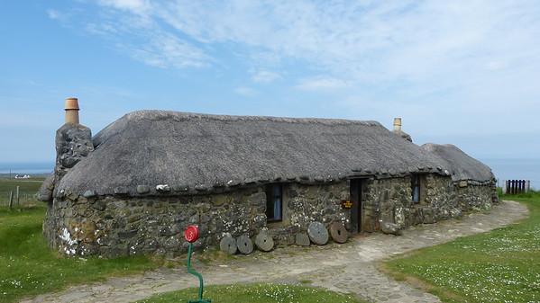Isle of Skye Museum - 19th century home