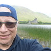 Me and Kilchurn Castle in the background