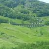 Countryside train bridge