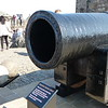 Mons Meg super cannon - Edinburgh Castle