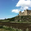 View of Dunvegan Castle