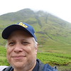 The highlands of Glen Coe... and me