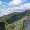 Entrance to Honister Pass - Lake District