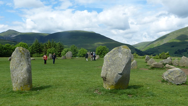 Castlerigg Stone Circle (the poor man's Stonehenge)
