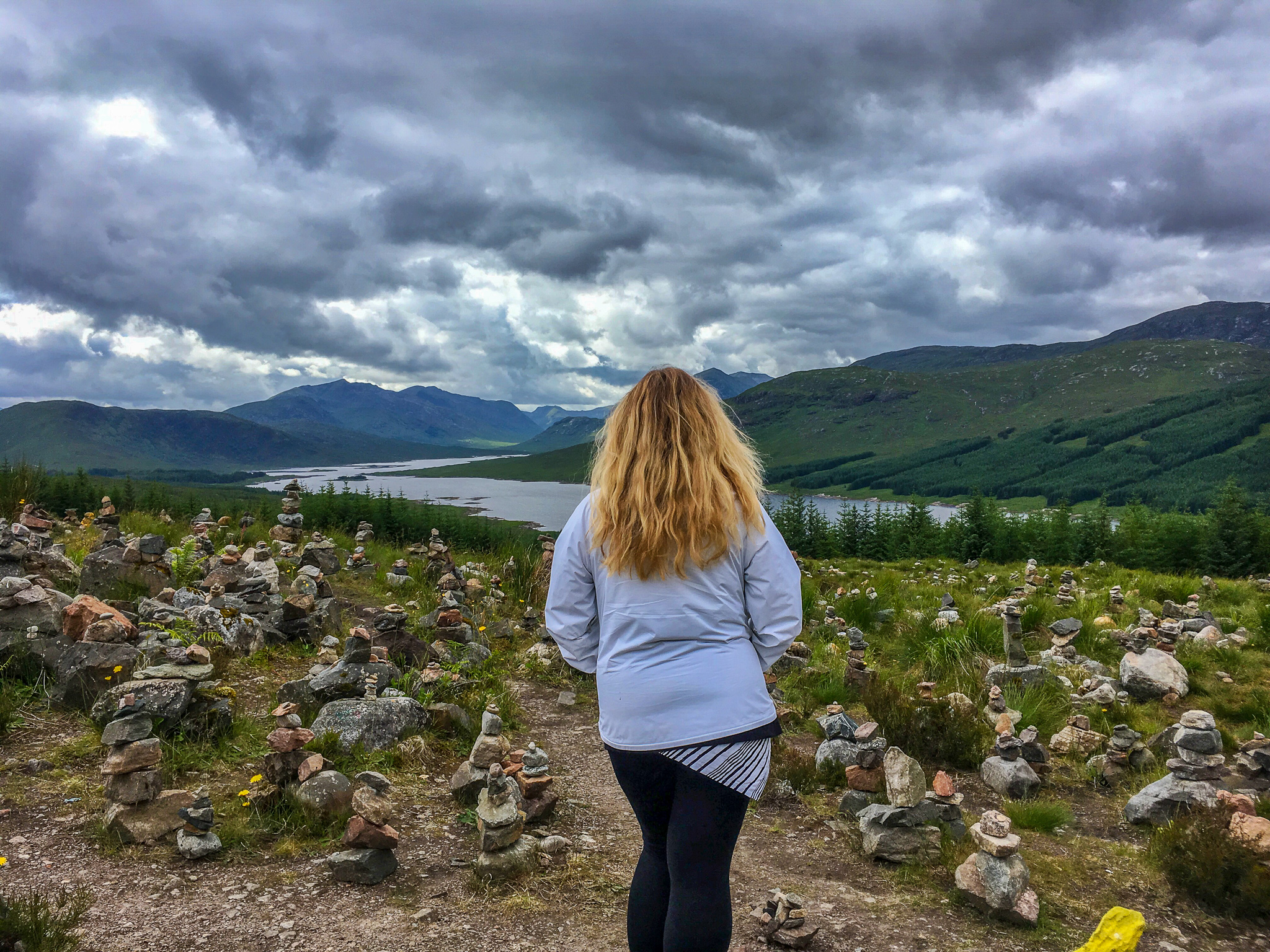 solo travel in your 30s? go to scotland