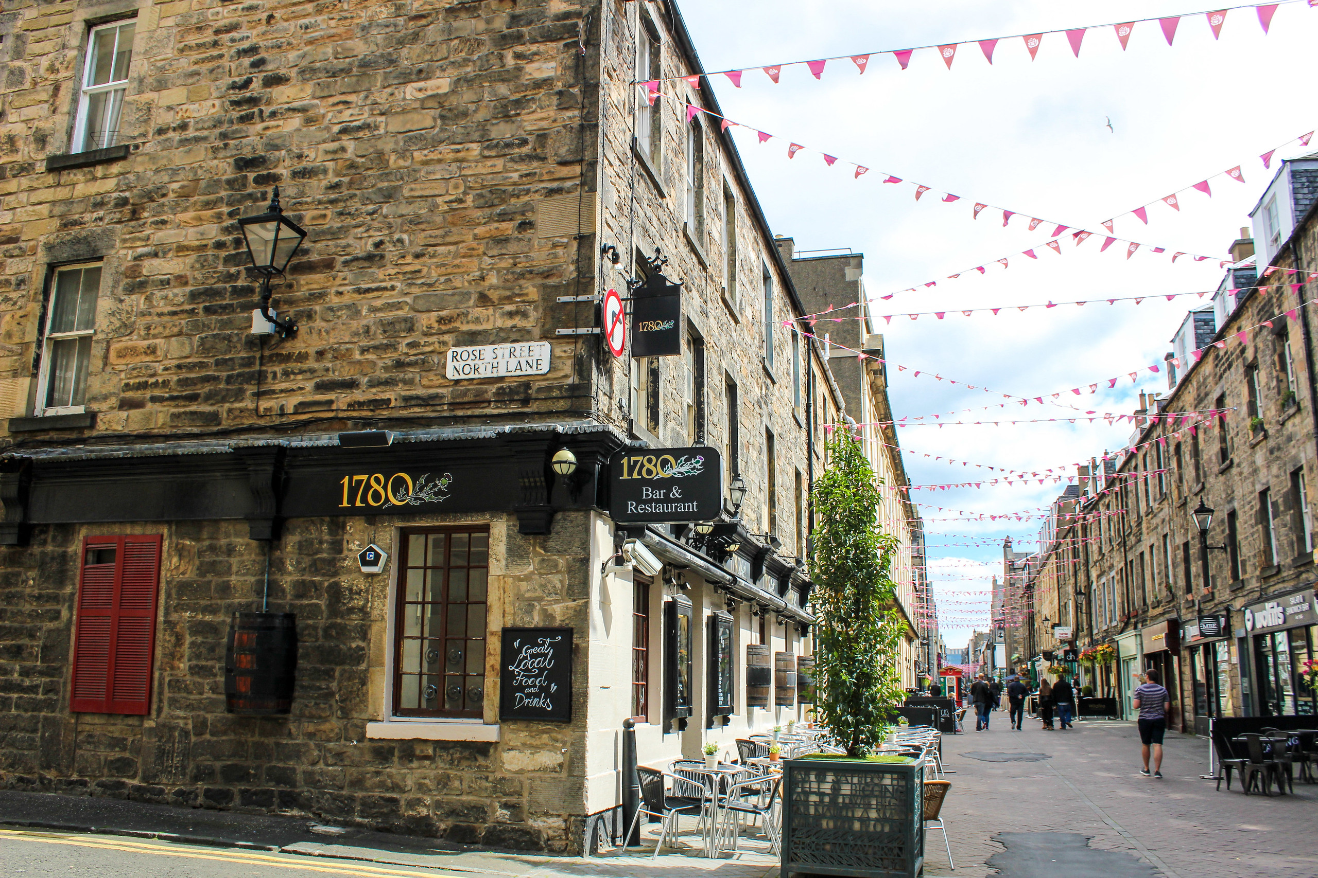 2 days in edinburgh don't overlook the new town