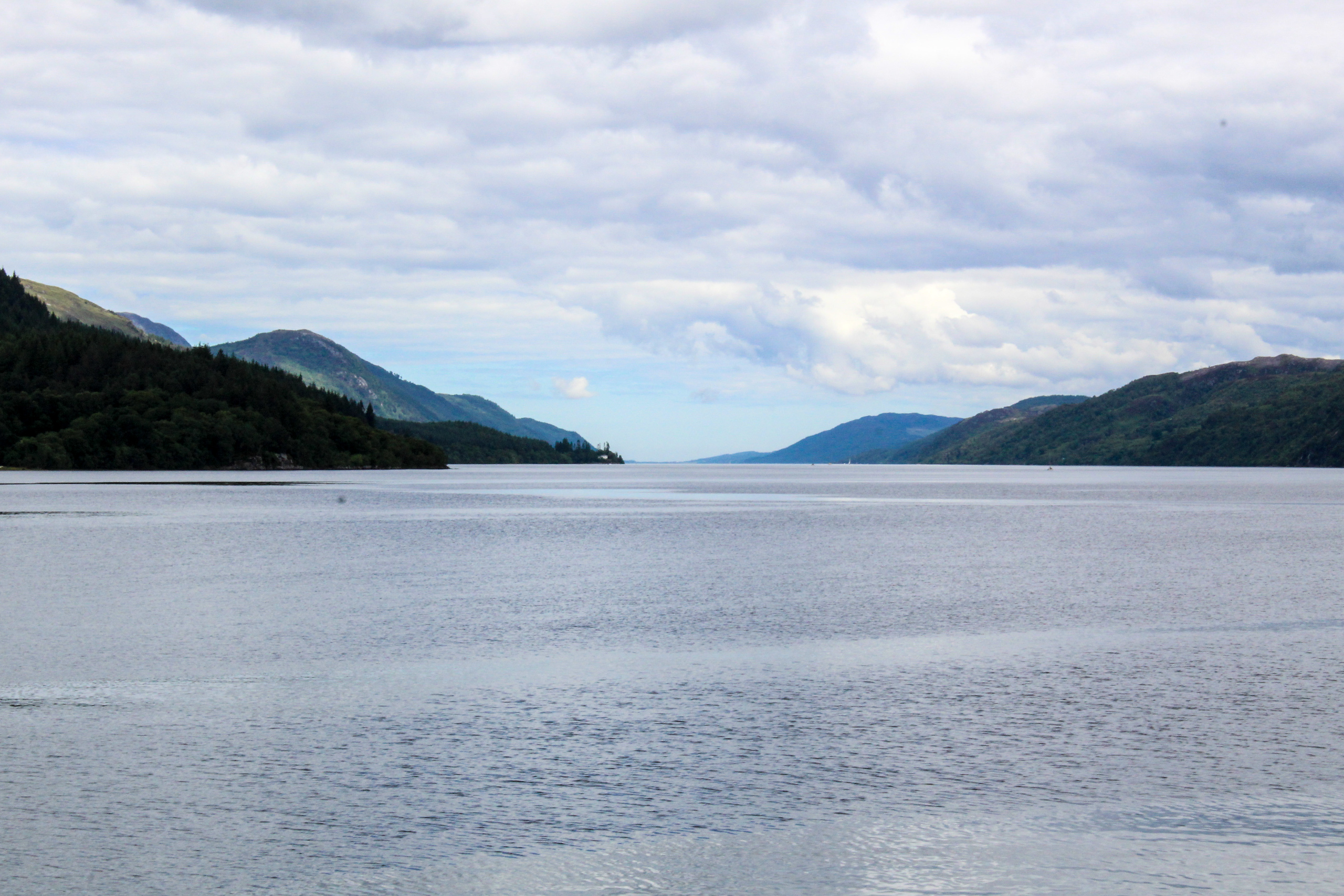 itinerary writing, to say the lochs of scotland, comes with practice