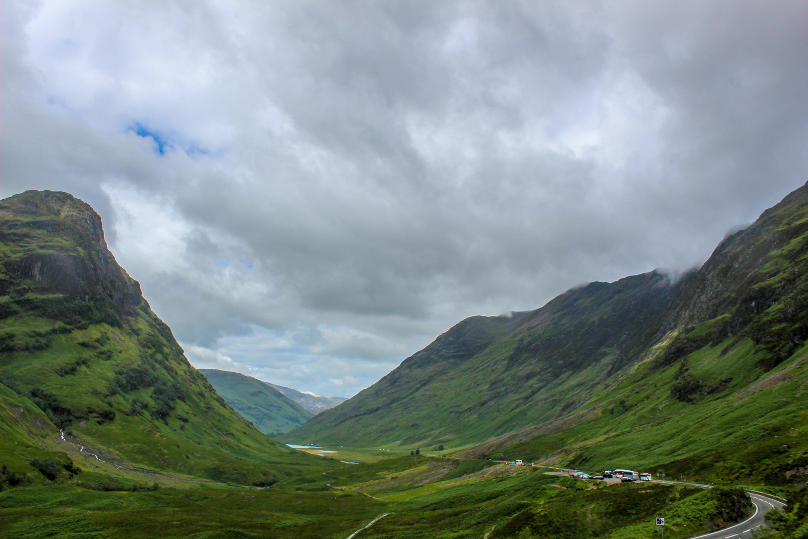 is scotland safe to travel? yes, but don't get lost in the highlands