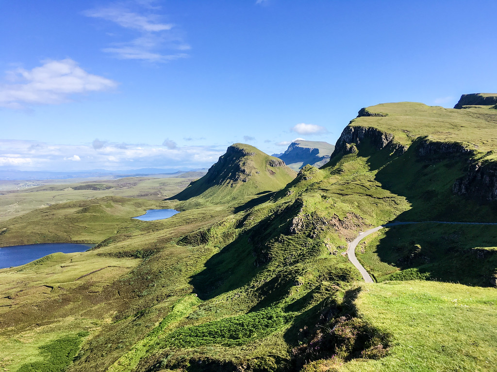 be sure to stop at Skye with 7 days in Scotland