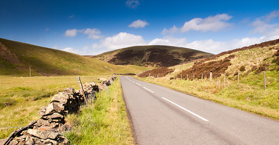 In the Moorfoot Hills