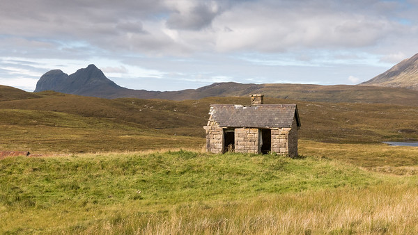 Shed and Suilven